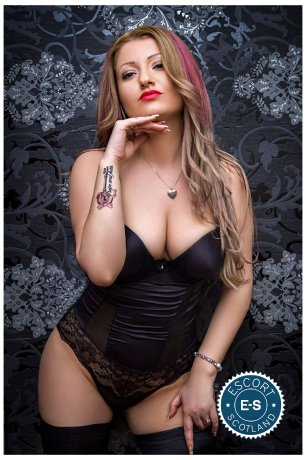 Meet the beautiful Melanie in Glasgow City Centre  with just one phone call