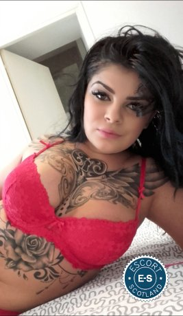 Ellyssa is a sexy French escort in Aberdeen