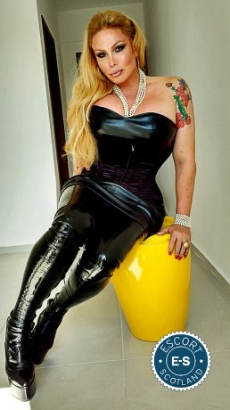 TS Brigitte Von Bombom is a sexy Italian escort in Glasgow City Centre, Glasgow