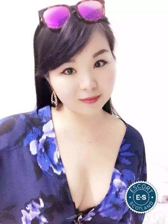 Aida is a high class Chinese escort Glasgow City Centre, Glasgow
