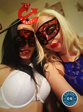 Vika and Alisa  is a sexy Italian escort in Glasgow City Centre, Glasgow