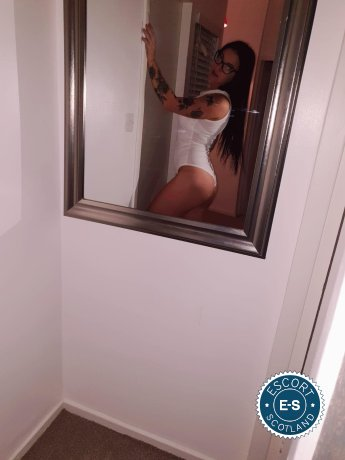 Ruby is a super sexy German Escort in Glasgow City Centre