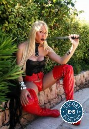Meet the beautiful Nina La Divina TS in   with just one phone call