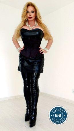 TS Brigitte Von Bombom is a super sexy Italian escort in Glasgow City Centre, Glasgow