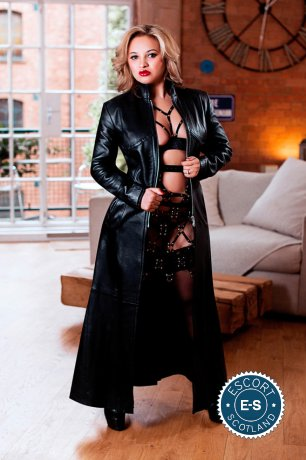 Severe Mistress Luna is a hot and horny Brazilian Domination from Inverness