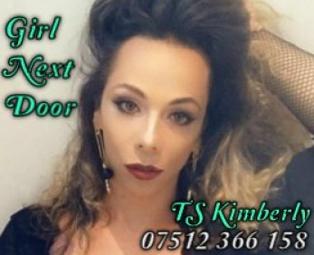TS Kimberly - escort in Dundee