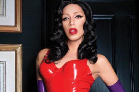 Gabrielle TV Escort - transvestite escort in Aberdeen