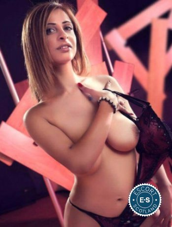 Spend some time with Vanesa in Glasgow City Centre; you won't regret it