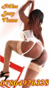 Miss Tiana George - escort in Aberdeen