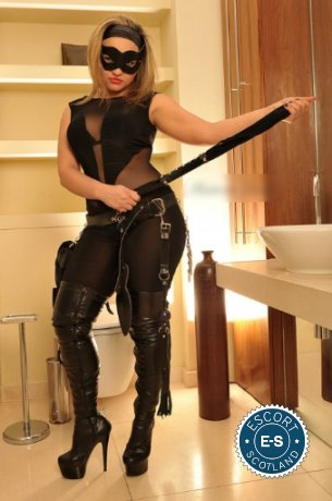 Severe Mistress Luna is a top quality Brazilian Domination in Inverness