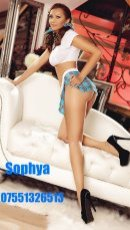 Meet the beautiful Sophya in Glasgow City Centre  with just one phone call